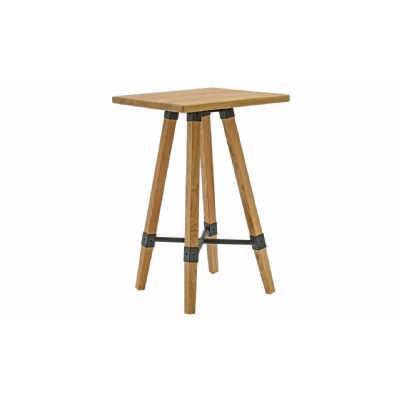 Hunter Square Bar Table Sold in boxes of 2