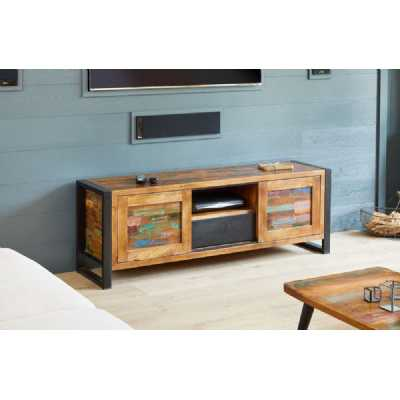 IRF09D Baumhaus Urban Chic Widescreen Television Cabinet