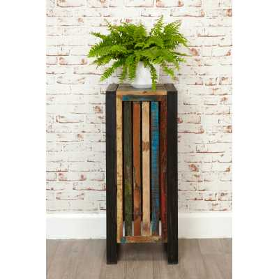 IRF10D Baumhaus Urban Chic Tall Plant Stand Lamp Table