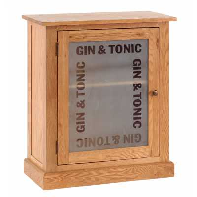 Vancouver Petite Gin And Tonic Drinks Cabinet