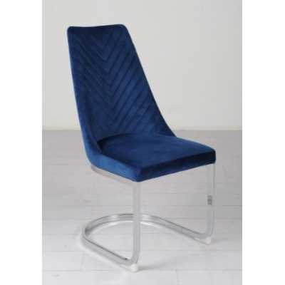 Wilton Dining Chair Blue