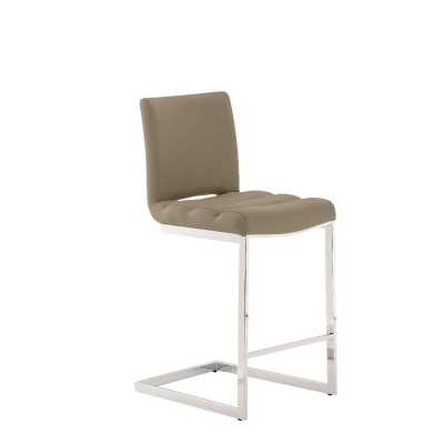 Storm Breakfast Bar Stool Taupe