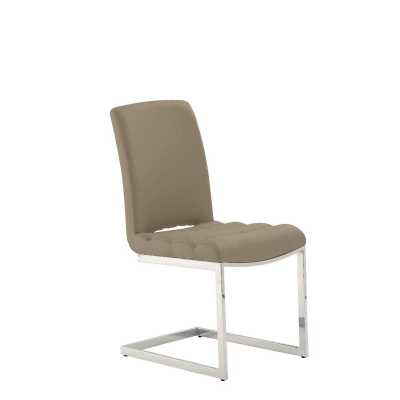 Storm Dining Chair Taupe