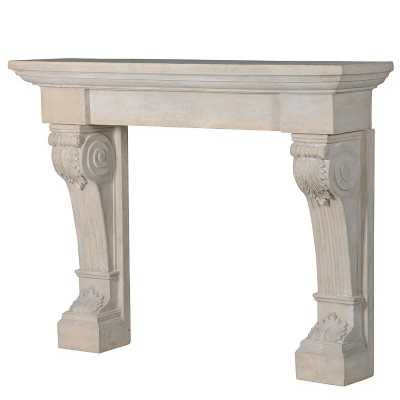 Sandringham Stone Effect Fire Surround