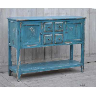 Eclectic Furniture Upcycled Wooden Sideboard