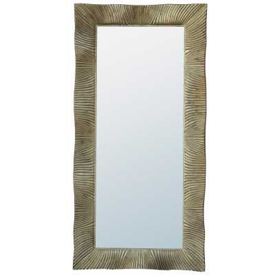Country Gold Frame Mirror