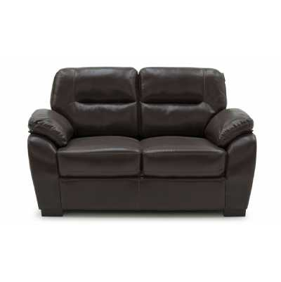 Matteo 2 Seater Brown