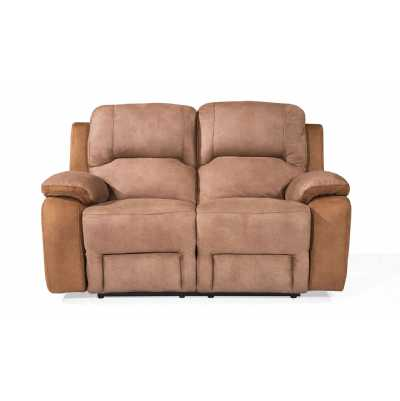 Monterray 2 Seater Recliner Brown