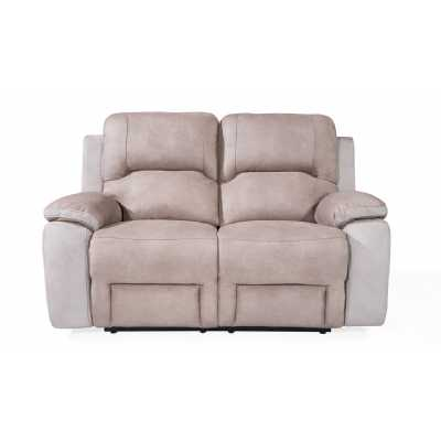 Monterray 2 Seater Recliner Grey