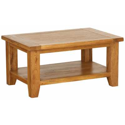 Vancouver Petite Rectangular Coffee Table