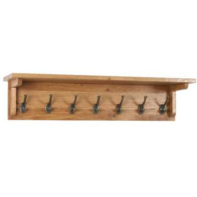 Vancouver Petite Coat Rack with 7 Hooks