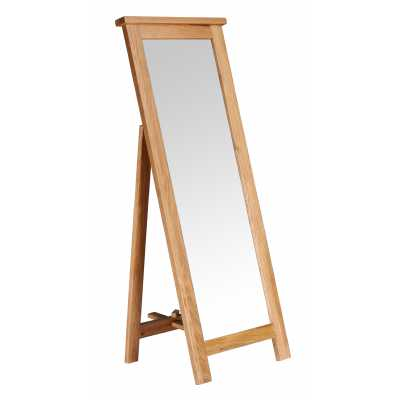Vancouver Petite Free Standing Mirror