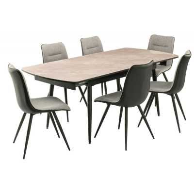 Industrial Table And Chair Sets Dining Tables Dining Page 1