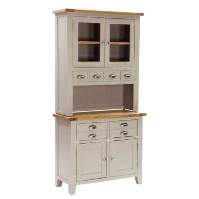 Vancouver Expressions Potters Wheel 2 Drawer 2 Door Buffet Base Unit