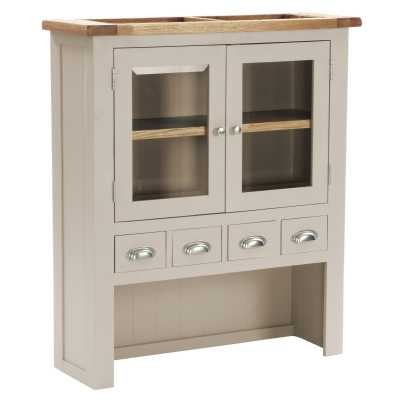 Vancouver Expressions Potters Wheel 4 Drawer 2 Door Hutch