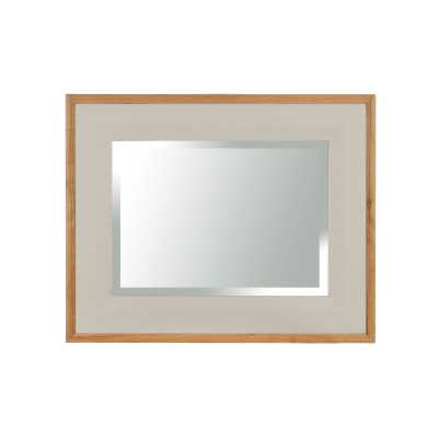 Vancouver Expressions Potters Wheel Rectangular Mirror