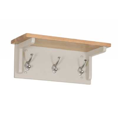 Vancouver Expressions Potters Wheel Coat Rack with 3 Hooks