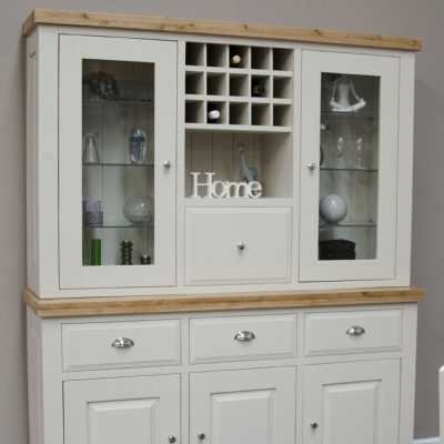 Painted Deluxe Large Sideboard top