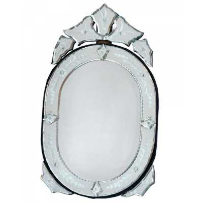 Venetian Table Mirror Oval