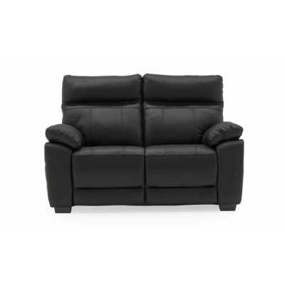 Positano 2 Seater Fixed Black