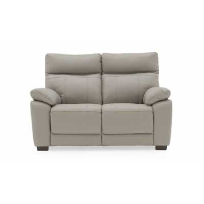Positano 2 Seater Fixed Light Grey