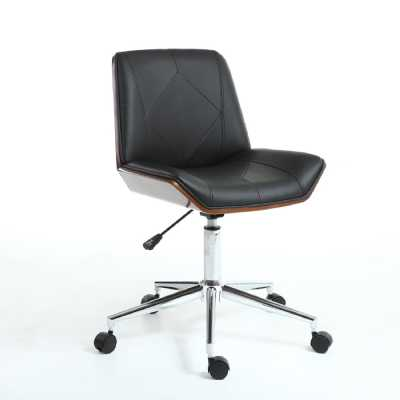 Reed Office Chair Black
