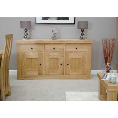 Bordeaux 3 door 3 drawer sideboard