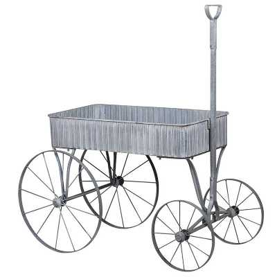 Iron Cart With Handle