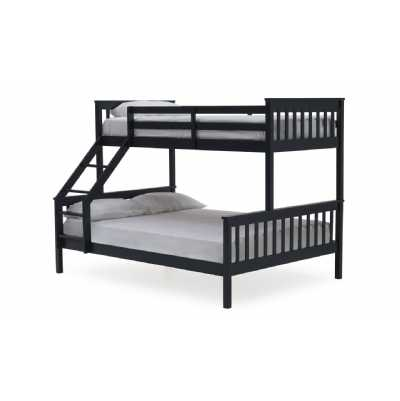 Salix Bunk Bed 3' and 4'6 Blue