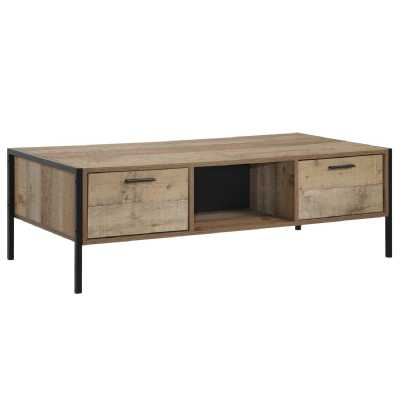 Coffee Table 4 Drawer