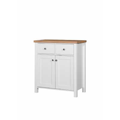 Compact Sideboard 2 Doors And 2 Drawers
