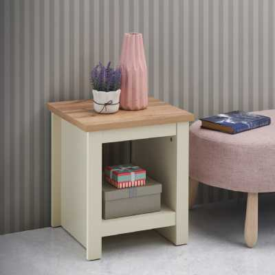 Lisbon Lamp Side Table