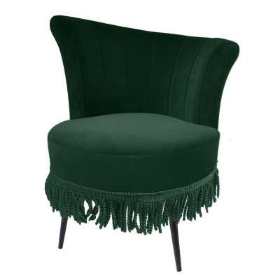 Rita Cocktail Chair Green