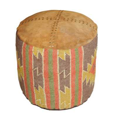 Rugs And Accessories Regatta Pouf