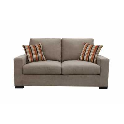 Turin Sofa Bed Fabric Mocha (2 scatter cushions)