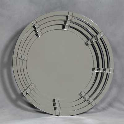 Large Deco Venetian Tunnel Mirror