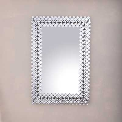 Contemporary Venetian Contemporary Mirror