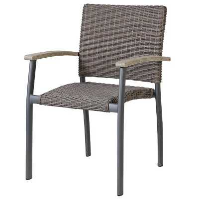 Traditional Woven Outdoor Garden Chair