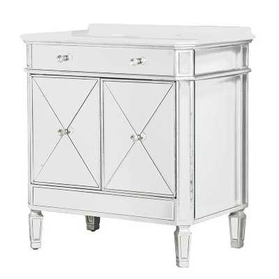 Venetian Seville Single Vanity Unit