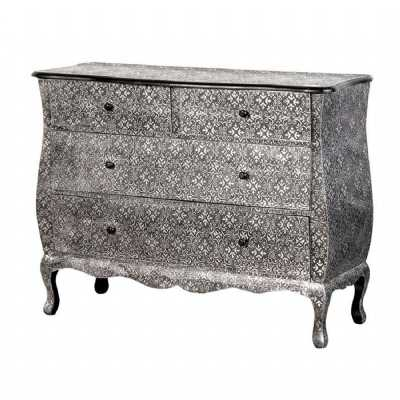 Silver Embossed Furniture