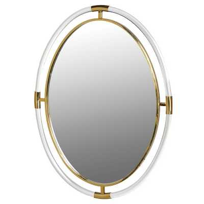 Oval Wall Mirrors