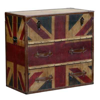 Union Jack Stars and Stripes Furniture
