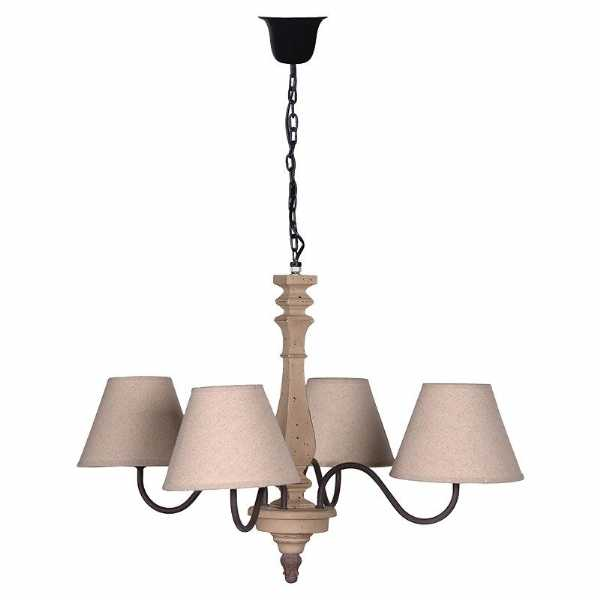 linen lamp cheap with epistol crystals crystal shades white info fabric chandelier find shade